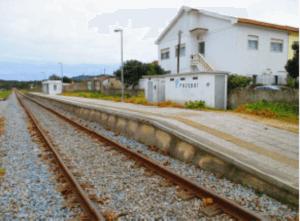 """portfolio - """"Supressão das PN dos km 24+991 e 29+881"""" da Linha do Oeste"""
