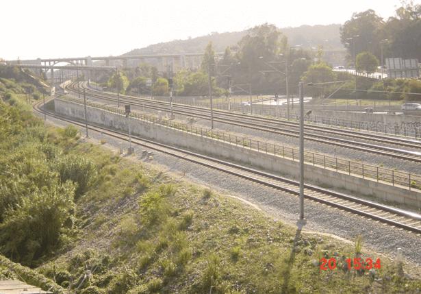 portfolio - Desnivelamento Ferroviário de Alcântara – Solução de Ligação pela Av. de Ceuta