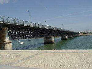 portfolio - EN 125 – Ponte Metálica de Portimão sobre o Rio Arade ao km 43+624 Reabilitação e Reforço Estrutural
