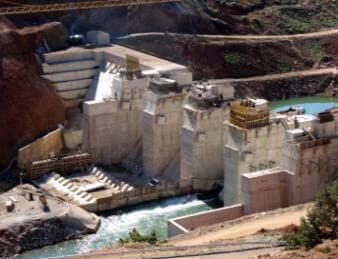 portfolio - Empreendimento Hidroeléctrico de Tanafnit – El Borj