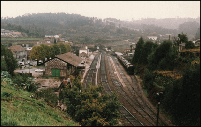 portfolio - Modernização da Linha do Douro - Troço Cête-Caíde