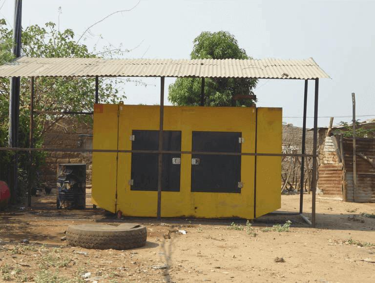 portfolio - Projeto de Eletrificação Rural e Local na Província de Kwanza Norte- Fase 1