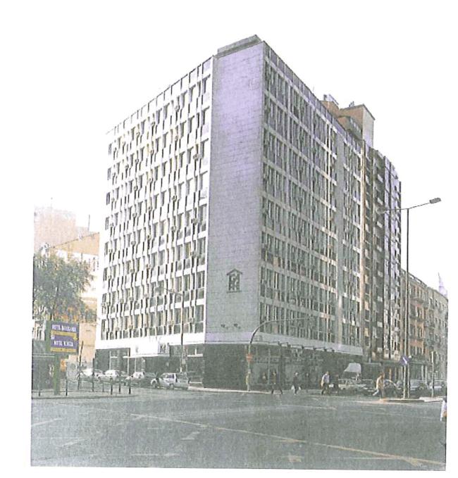 portfolio - Reconversão Edifício na Av. 5 de Outubro