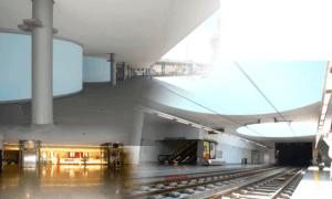 portfolio - Rede de Metro Ligeiro na Área Metropolitana do Porto