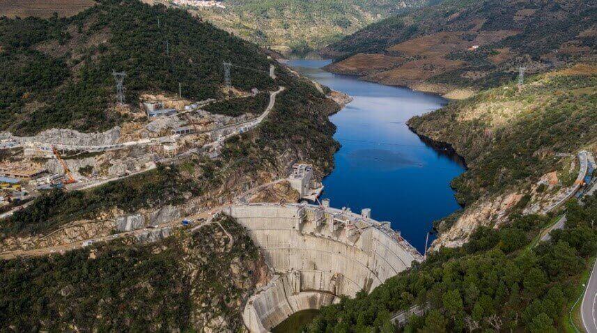 portfolio - Aproveitamento Hidroeléctrico de Foz Tua