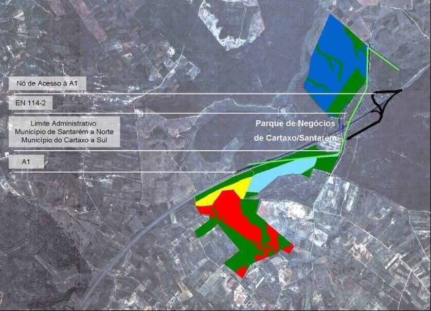 portfolio - Avaliação Ambiental Estratégica do Parque de Negócios de Cartaxo