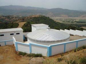 portfolio - Projecto de Execução de Abastecimento de Água Potável à Cidade de El Milia a partir da Barragem de Boussiaba