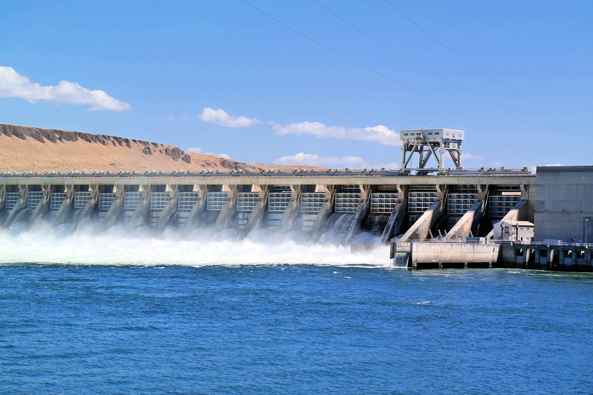 áreas de actividade - Hidráulica e Recursos Hídricos