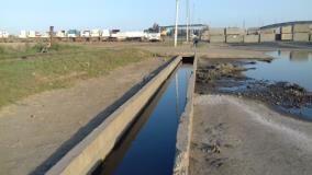 Execução do Projecto de Recuperação e Renovação do Sistema de Drenagem dos Cais 9 e 10 no Porto da Beira – Moçambique_4